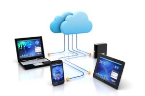 Remote-access via Cloud